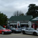 Gas station 13