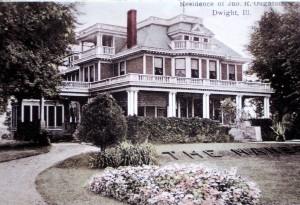 Oughton Residence